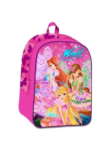 Winx Winx Eko Okul Çantası (Yaygan 63084) Renkli